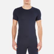 Superdry Men's Sports Athletic Panel T-Shirt - Rich Navy
