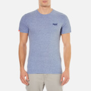 Superdry Men's Orange Label Vintage Embroidered T-Shirt - Flint Blue Grit