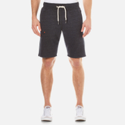 Superdry Men's Orange Label Slim Shorts - Black Grit