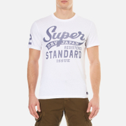 Superdry Men's Standard Issue T-Shirt - Optic