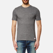 Superdry Men's Lite Loom City T-Shirt - Gravel Grey Grit