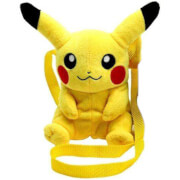 Pokemon Plush Shoulder Bag Pikachu
