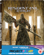 Resident Evil: Afterlife - Zavvi UK Exklusive Limitierte Steelbook Edition