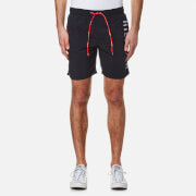 Tommy Hilfiger Men's Logo Swim Shorts - Midnight