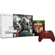 Xbox One S 1TB with Gears of War 4, Dead Rising 4 and Extra Wireless Controller