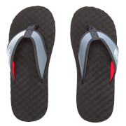 The North Face Men's Base Camp Flip Flops - Zinc Grey/Metallic
