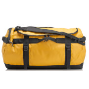 The North Face Men's Large Basecamp Duffel Bag - Summit Gold/TNF Black