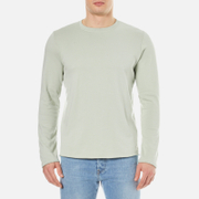 Edwin Men's Terry Long Sleeve Top - Mint