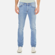 Edwin Men's ED-80 Slim Tapered Jeans - Light Trip Used