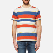 Levi's Orange Tab Men's Pocket T-Shirt - Stripe
