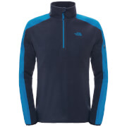 The North Face Men's Glacier Delta 1/4 Zip Fleece - Urban Navy