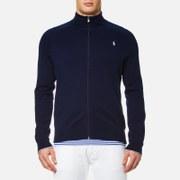 Polo Ralph Lauren Men's Full Zip Sweatshirt - Navy
