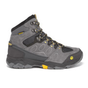 Jack Wolfskin Men's Mountain Attack 5 Mid Texaport Boots - Burly Yellow XT
