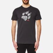 Jack Wolfskin Men's Laguna Paw T-Shirt - Phantom