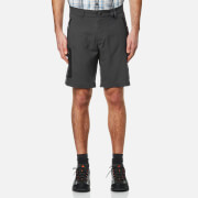 Jack Wolfskin Men's Active Track Shorts - Dark Iron