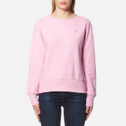 Champion Women's Crew Neck Sweatshirt - Pink