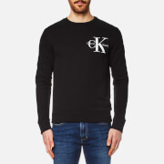 Calvin Klein Men's Haro True Icon Sweatshirt - Black