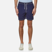 Hackett London Men's Solid Volley Swim Shorts - Navy