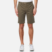 Hackett London Men's Core Stretch Shorts - Military Olive