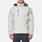 MUSTO Men's Sardinia Mesh Lined Jacket - Platinum