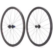Venn 35 Tubular Disc Brake Carbon Wheelset