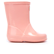 Hunter Toddlers' First Classic Wellies - Pink Sand