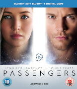 Passengers 3D (Includes 2D Version)