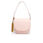 PS by Paul Smith Women's PS Leather Saddle Bag - Blush