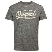 Jack & Jones Originals Men's Jolla T-Shirt - Grey