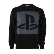 Sweat Homme - Logo Playstation - Noir