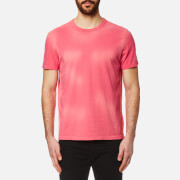 Champion Men's Crew Neck T-Shirt - Pink