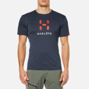 Haglofs Men's Glee T-Shirt - Tarn Blue