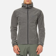 Haglofs Men's Boa Hooded Jacket - Magnetite