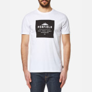 Penfield Men's Kemp Crew Neck T-Shirt - White