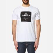 Penfield Men's Kemp Crew Neck T-Shirt - White