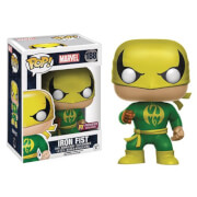 Marvel Iron Fist LE Pop! Vinyl Bobble Figur - Previews Exclusive