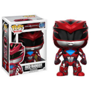 Power Rangers Movie Roter Ranger Pop! Vinyl Figur