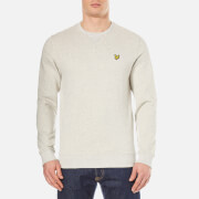 Lyle & Scott Men's Crew Neck Sweatshirt - Grey