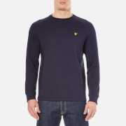 Lyle & Scott Men's Seam Pocket Sweatshirt - Navy
