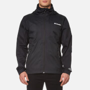 Columbia Men's Inner Limits Waterproof Jacket - Black/Grey/Ash Heather