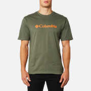 Columbia Men's Basic Logo T-Shirt - Cypress/Valencia