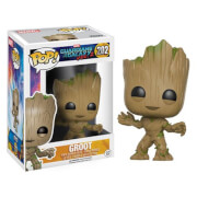 Les Gardiens de la Galaxie Vol. 2 Groot Figurine Funko Pop!