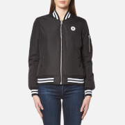 Converse Women's MA-1 Bomber Jacket - Black