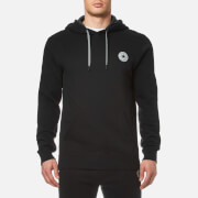 Converse Men's Core Reflective Popover Hoody - Black