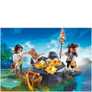 Playmobil Pirate Treasure Hideout (6683)