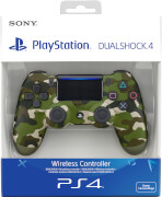 Sony PlayStation 4 DualShock 4 V2 Green Camouflage