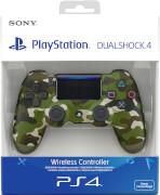 Sony PlayStation 4 DualShock 4 V2 Green Camouflage