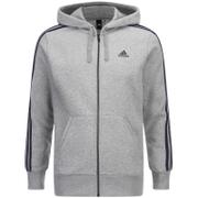 Chaqueta capucha Adidas Essentials 3 Bandas - Hombre - Gris