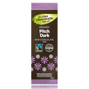 The Raw Chocolate Company Organic Pitch Dark Bar - 44g