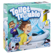 Hasbro Toilet Trouble Game